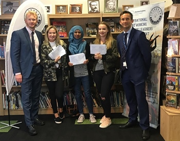 SHOREHAM ACADEMY STUDENTS CELEBRATE 'BEST EVER' A LEVEL RESULTS AND UNIVERSITY SUCCESS