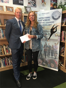 BEST AGAIN FOR SHOREHAM ACADEMY'S SIXTH FORM